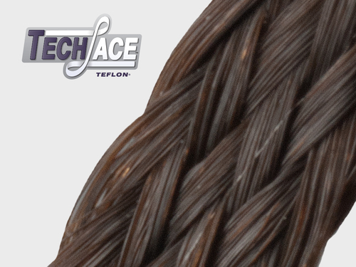 Braided TFE - Fluorocarbon Lacing Tape